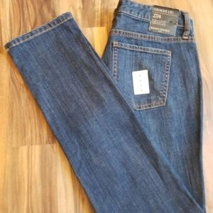 BANANA REPUBLIC Size 4 / 27 inches Jeans NWT